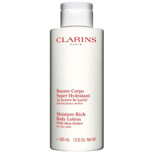 clarins balsamo corporal super hidratante 400ml