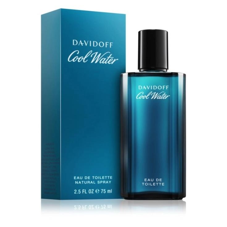 Davidoff Cool Water hombre eau de toilette