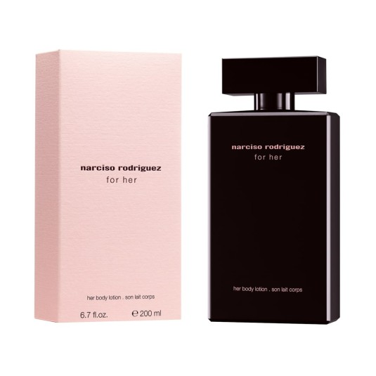 narciso rodriguez for her locion corporal 200ml