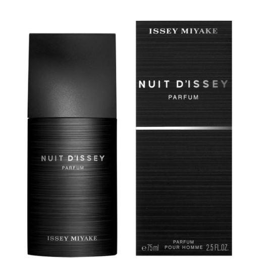 issey miyake nuit d'issey eau de parfum 125ml