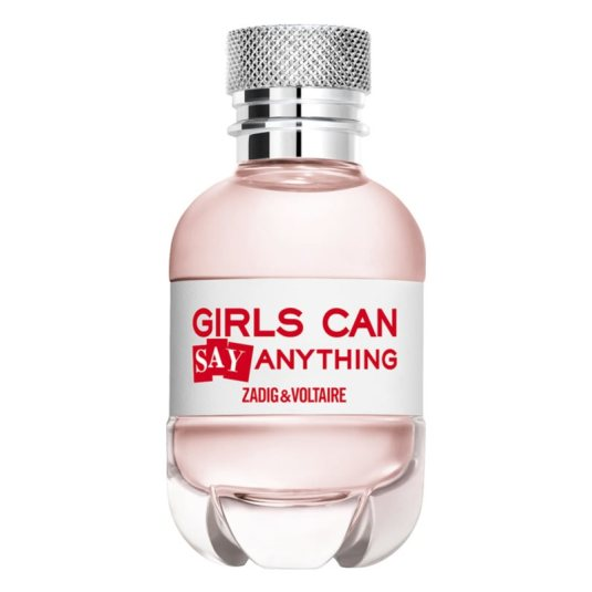 zadig & voltaire girls can say anything eau de parfum