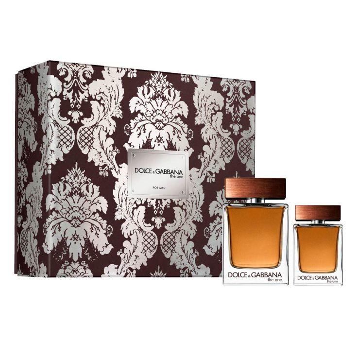 dolce & gabbana the one for men eau de toilette cofre regalo 2 piezas