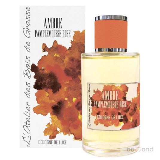 jeanne arthes ambre pamplemousse rose cologne 100ml