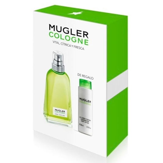 THIERRY MUGLER COLOGNE COME TOGETHER EAU DE TOILETTE 100ML COFRE 2 PIEZAS