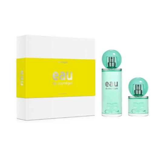 eau de courreges 90ml set 2 piezas