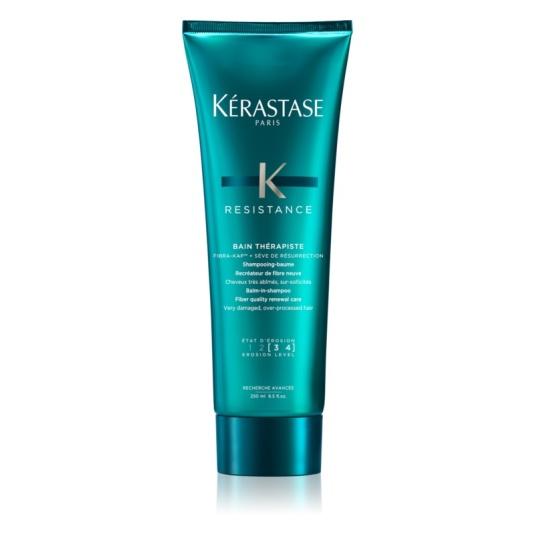kérastase résistance bain thérapiste champú renovador cabello muy dañado 450ml