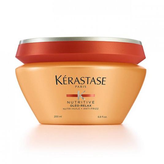 kérastase nutritive masque oléo-relax mascarilla capilar nutritiva alisante 200ml