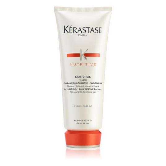 kerastase nutritive lait vital acondicionador nutritivo para cabello normal y seco