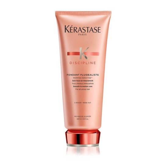 kérastase discipline fondant fluidealiste tratamiento reparación y disciplina cabello rebelde 200ml