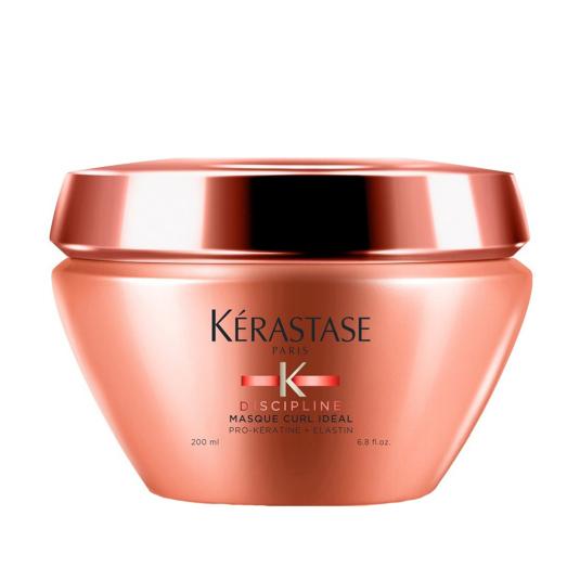 kerastase discipline curl ideal hair mask mascarilla hidratante cabello rizado 200ml