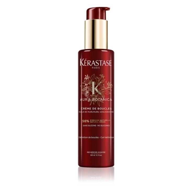 kerastase aura botanica creme de boucles crema para cabello rizado 150ml