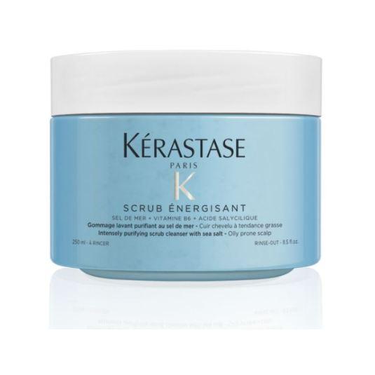 kerastase clear fusio scrub energisant champu exfoliante cabello graso 250ml