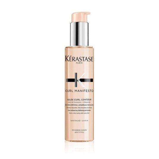 kerastase curl manifesto gelee curl contour gel crema capilar 150ml
