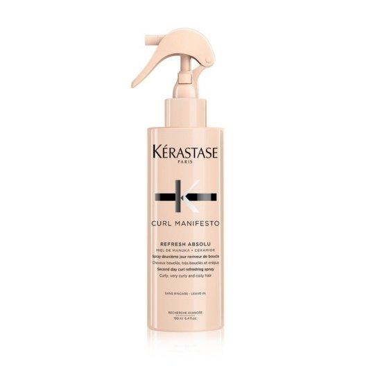 kerastase curl manifesto refresh absolu spray de rizos 150ml