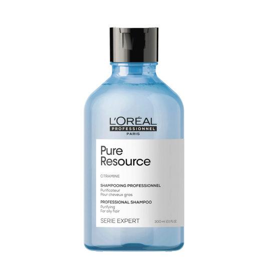 loreal professionnel pure resource champu purificante cuero cabelludo sensible 300ml