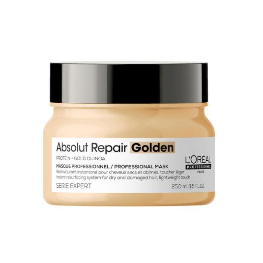 loreal professionnel serie expert absolut repair golden mascarilla fortalecedora 250ml