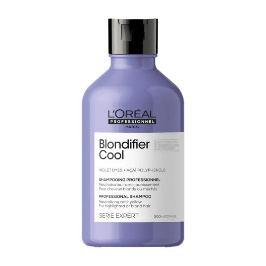 loreal professionnel serie expert blondifier cool champu neutralizante 300ml