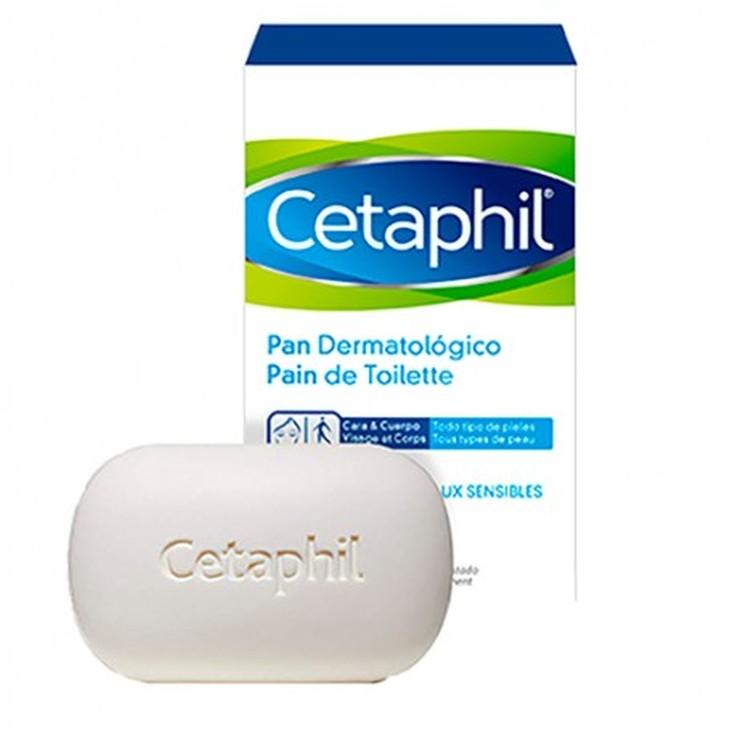 cetaphil pan dermatologico 125gr