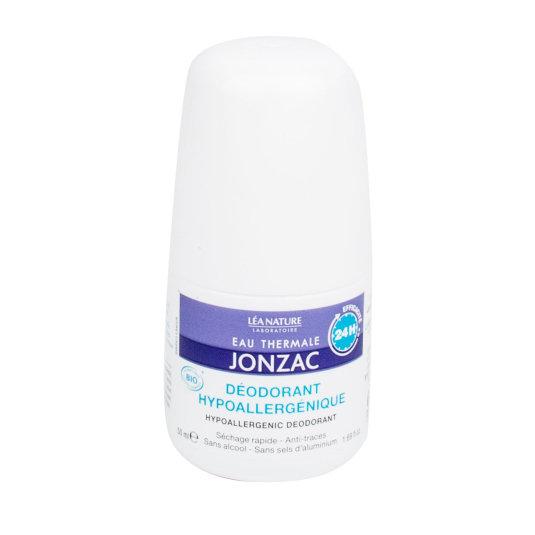 jonzac rehydrate desodorante Hipoalergénico 50ml