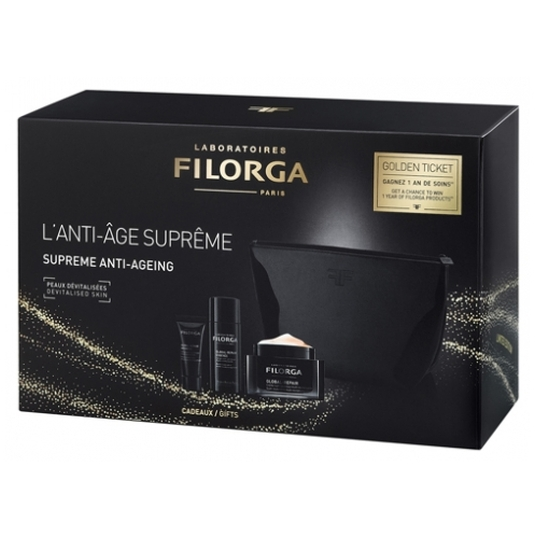 filorga global-repair supreme anti-ageing box set 4 piezas