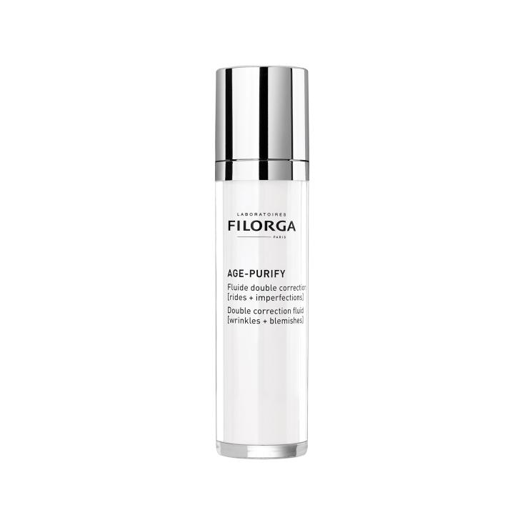 filorga age-purify fluido doble correccion [arrugas + imperfecciones] 50ml