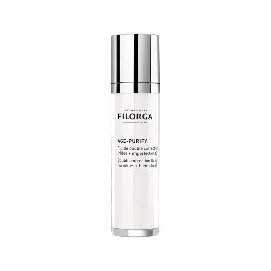 filorga age-purify fluido doble correccion [arrugas + imperfecciones] 50ml