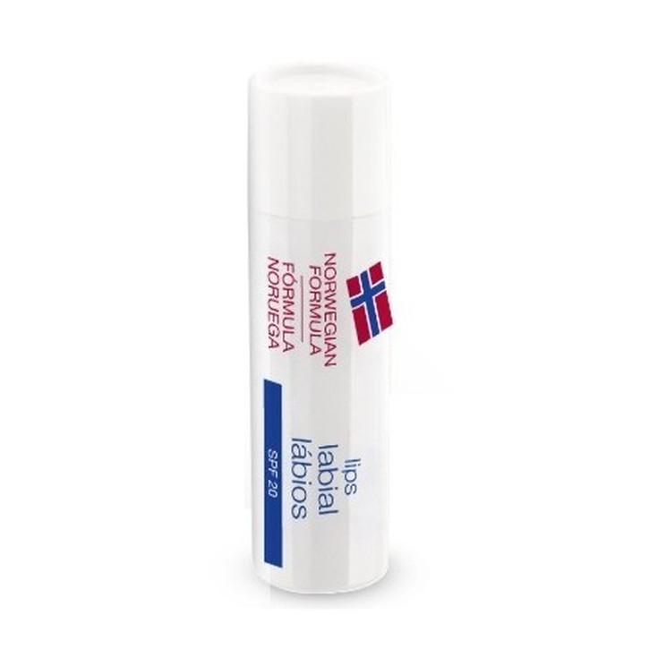 neutrogena protector labial spf20 4.8 g