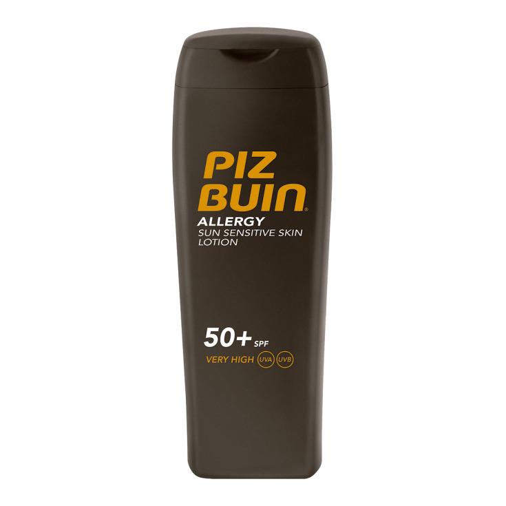 piz buin allergy loción solar corporal spf50+