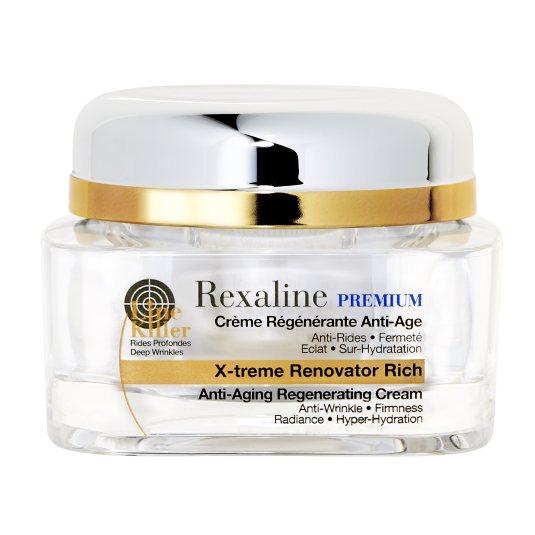 REXALINE PREMIUM X-TREME RENOVATOR RICH CREMA ANTIEDAD RICH 50 ML