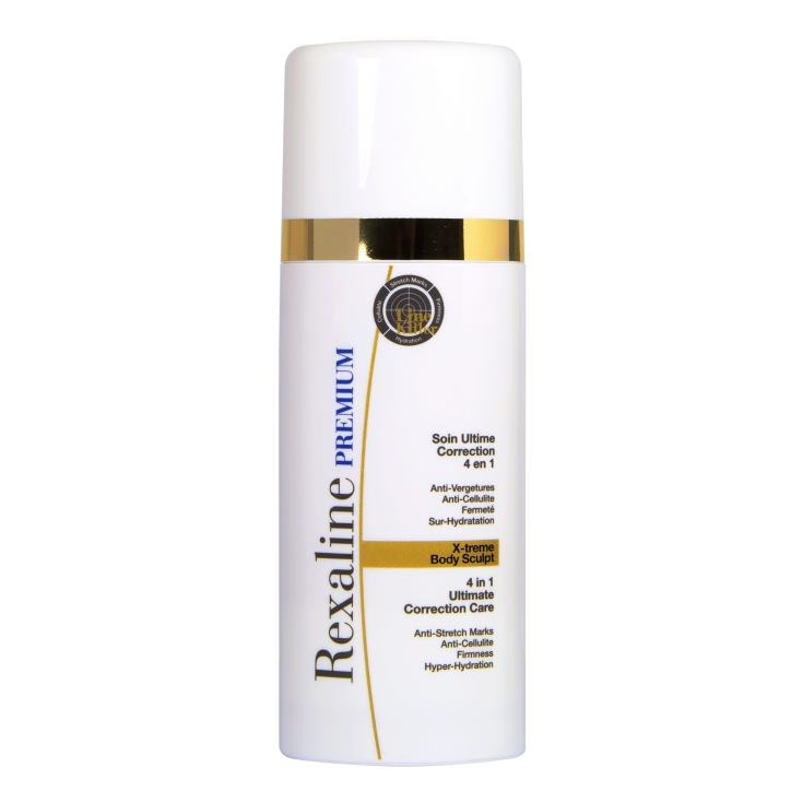 rexaline premium x-treme bodysculpt tratamiento corporal  150 ml