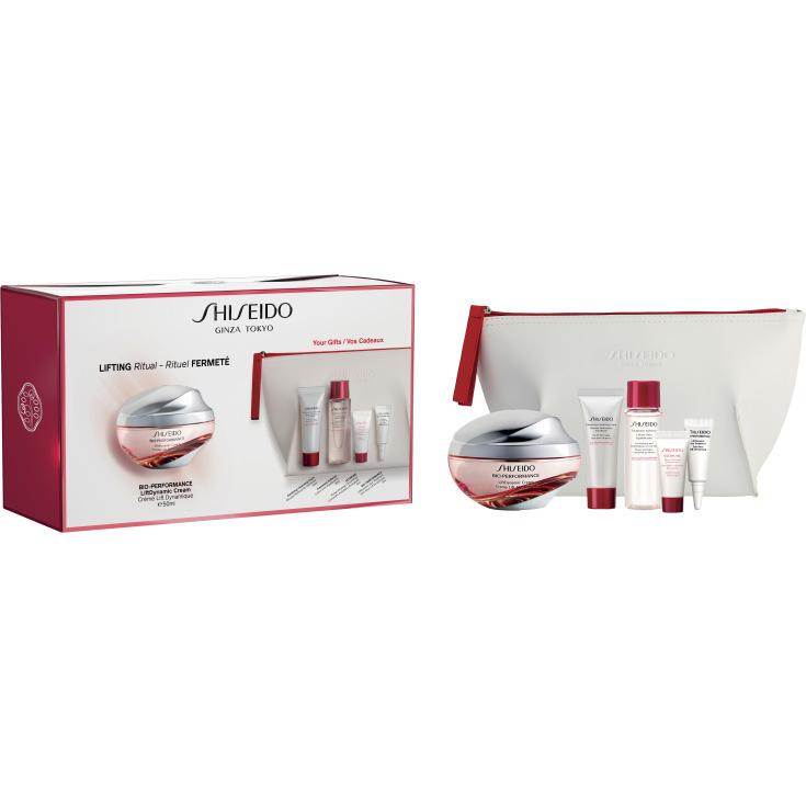 shiseido bio-performance liftdynamic cream 50ml set