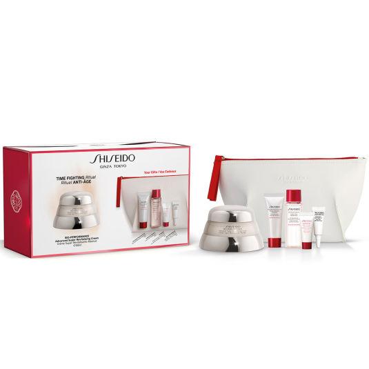 shiseido bio-performance advanced super revitalizing cream 50ml set