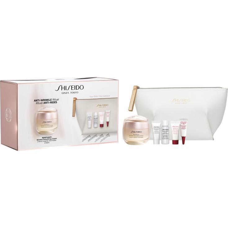 shiseido benefiance wrinkle smoothing set