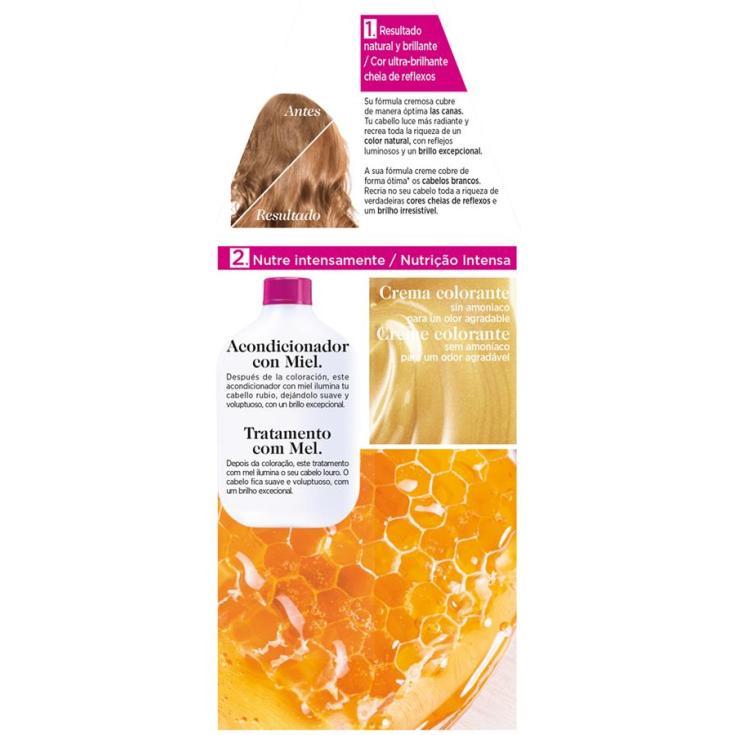 casting crème gloss tinte sin amoniaco rubio nº 700