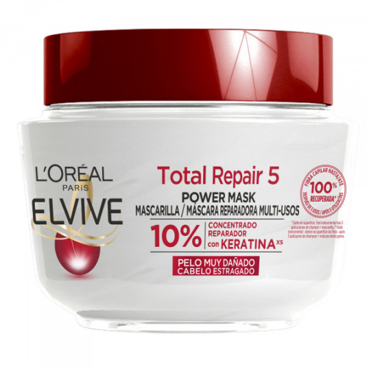 ELVIVE MASCARILLA TOTAL REPAIR 5