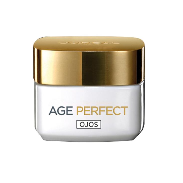 loreal age perfect crema hidratante contorno de ojos 15ml
