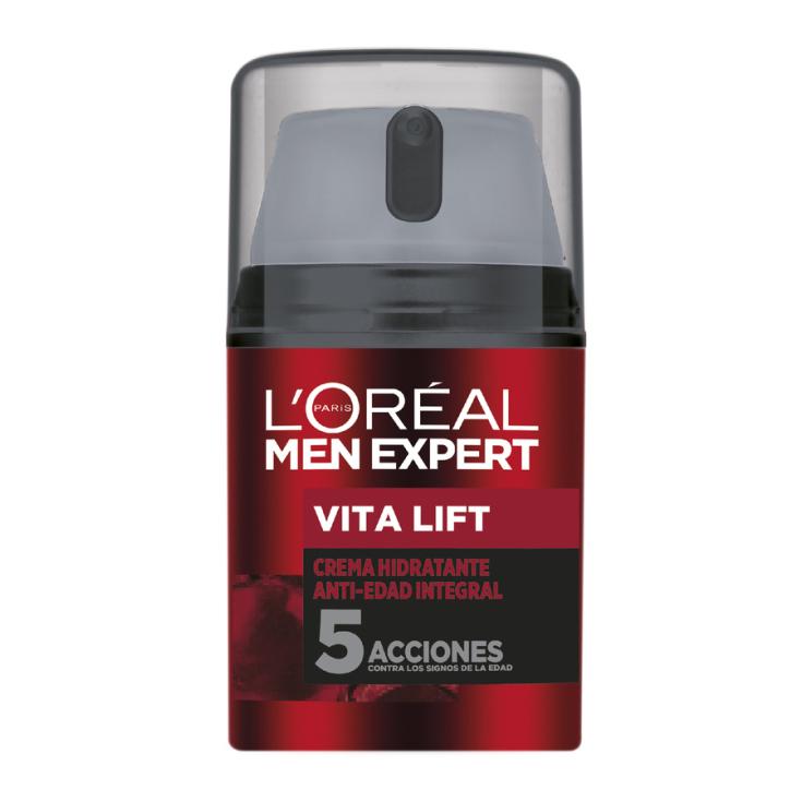 LOREAL MEN EXPERT VITA LIFT 5 CREMA HIDRATANTE ANTI-EDAD 50 ML