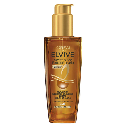 elvive aceite extraordinario 100ml