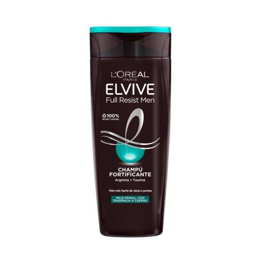 elvive full resist men champu fortificante 250ml
