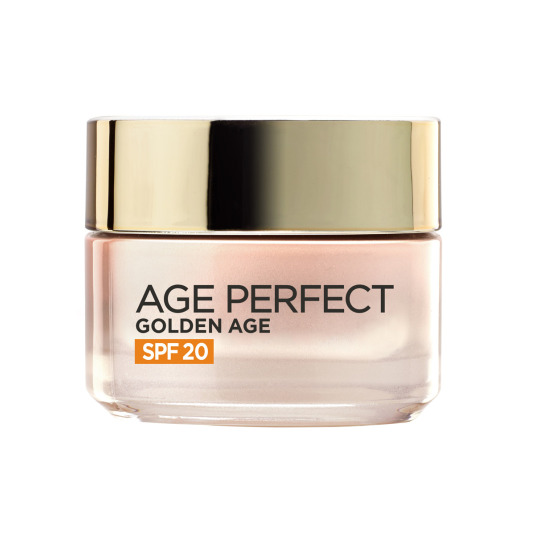 loreal age perfect golden age crema día spf20