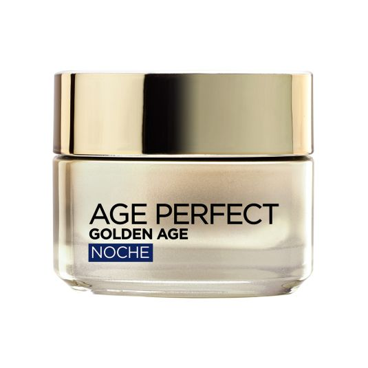 LOREAL AGE PERFECT GOLDEN AGE CREMA DE NOCHE 50 ML