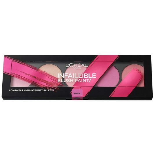 LOREAL INFALIBLE PINKS PALETA DE COLORETES