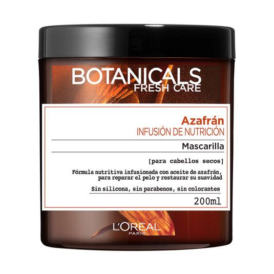 BOTANICALS MASCARILLA INFUSIÓN DE NUTRICIÓN 200 ML