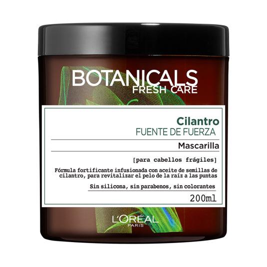 BOTANICALS MASCARILLA CILANTRO FUENTE DE FUERZA 200 ML