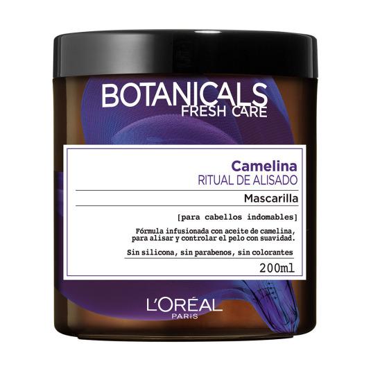 BOTANICALS MASCARILLA CAMELIA CAMOMILA 200 ML