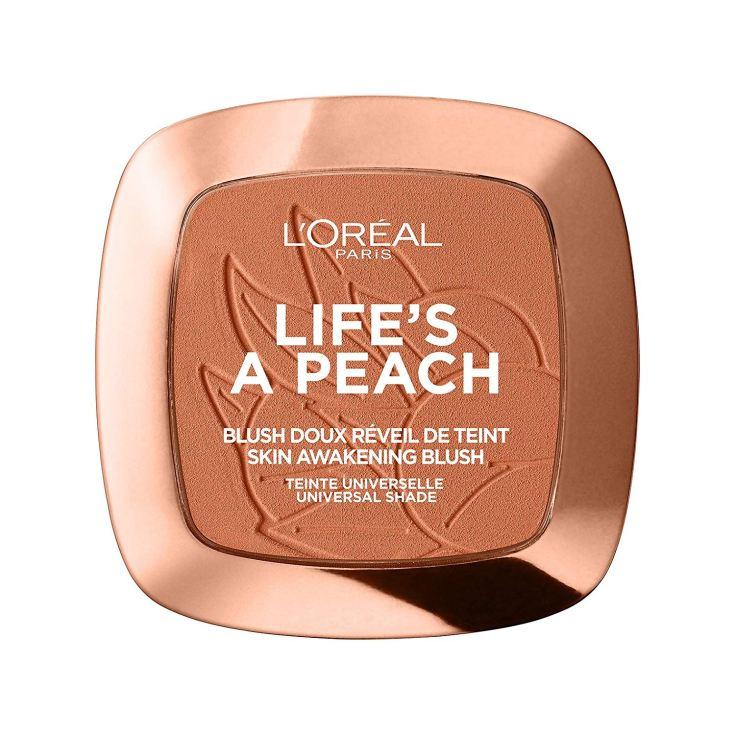 loreal paris life's a peach colorete universal