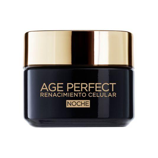 LOREAL AGE PERFECT RENACIMIENTO CELULAR CREMA DE NOCHE REVITALIZANTE 50 ML