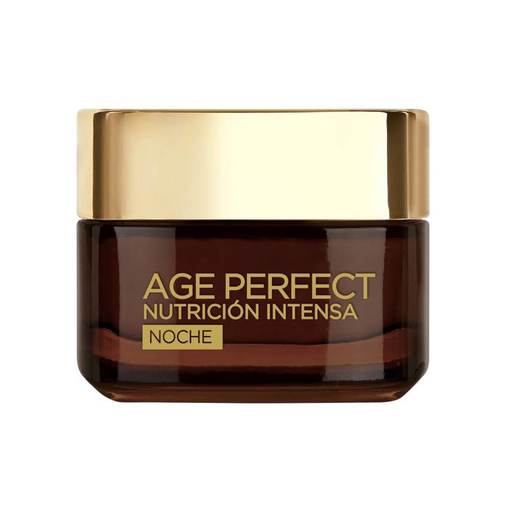 loreal age perfect crema de noche rica reparadora 50ml