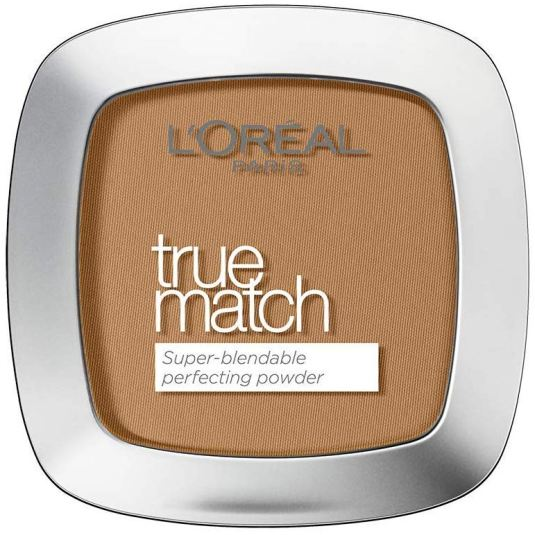 loreal accord parfait true match polvos compactos matificantes