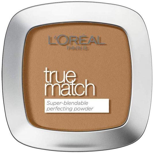 loreal accord parfait true match polvos compactos matificantes